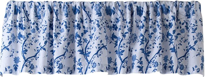 Charlotte Window Valance By Laura Ashley Home
