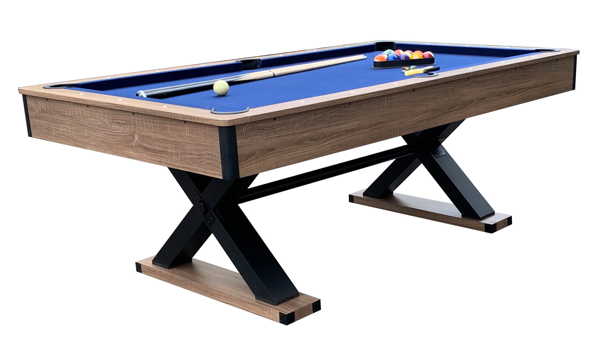 Hathaway Games Excalibur 7' Pool Table & Reviews | Wayfair