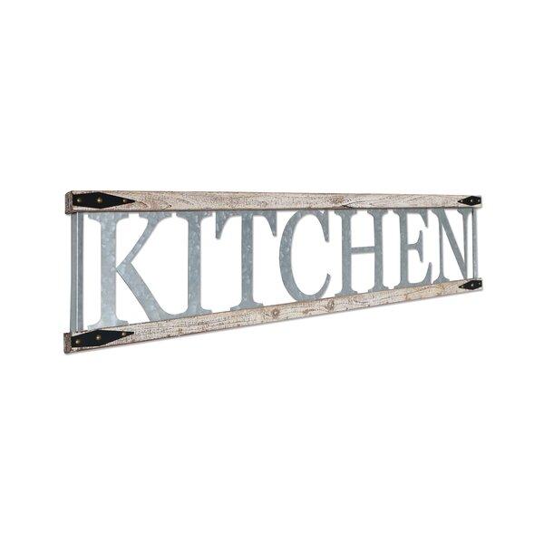 Farmhouse Kitchen Signs | Wayfair