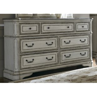 One Allium Way Niels 7 Drawer Dresser
