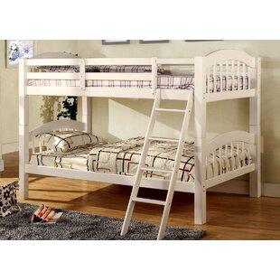 Heather Twin Over Twin Bunk Bed byA&J Homes Studio