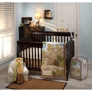 Lion King Urban Jungle Piece Crib Bedding Set By Disney