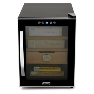 250 Elite Single Zone Freestanding Cigar Cooler