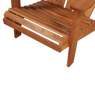 House Of Hampton Wooden Lounge Chairs