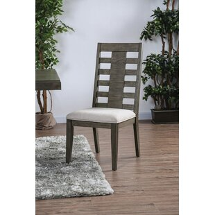 Brode Upholstered Dining Chair (Set of 2) Foundry Select
