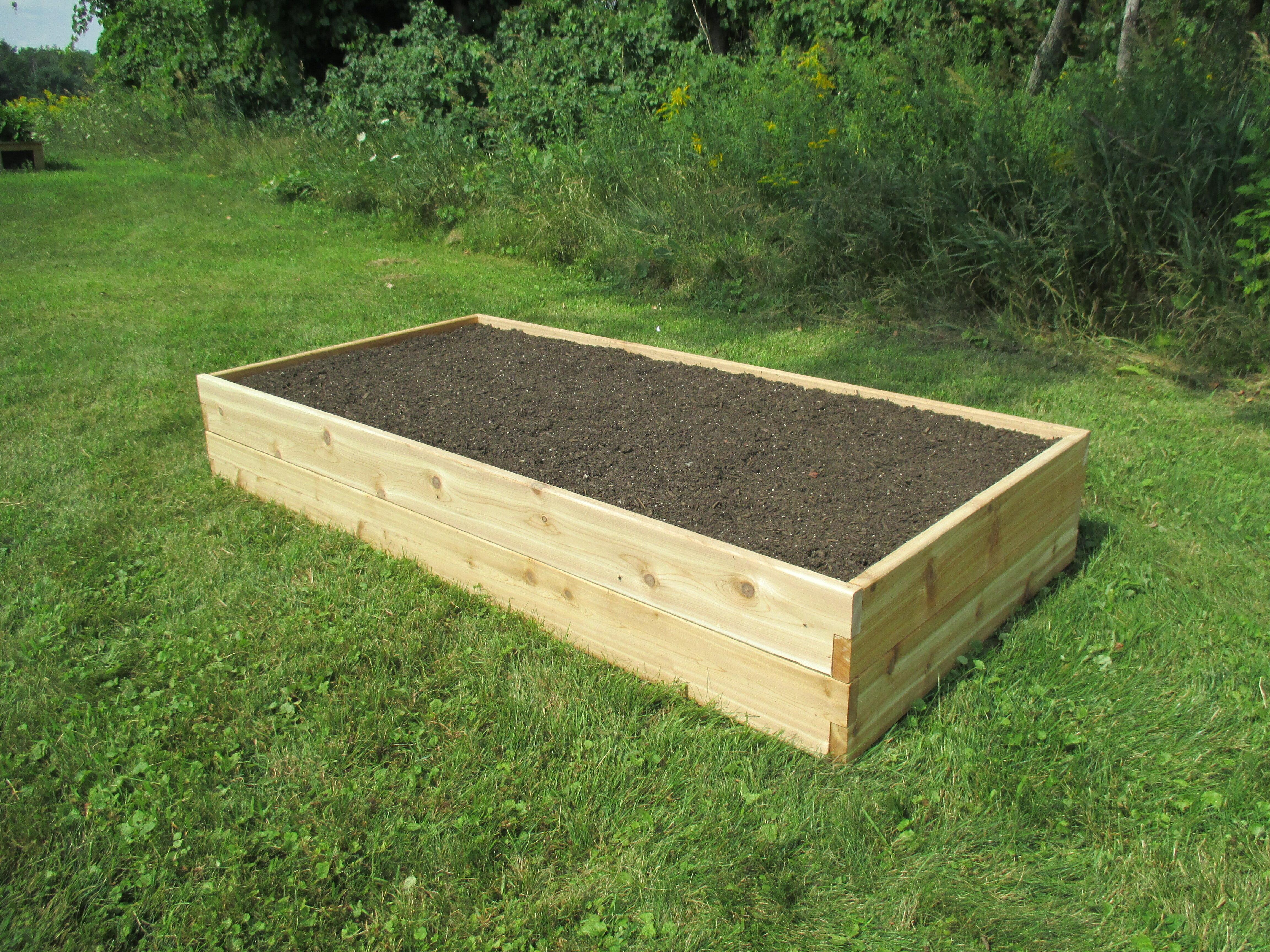 Caban Cedar Raised Garden