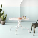 Karim Steel Dining Table