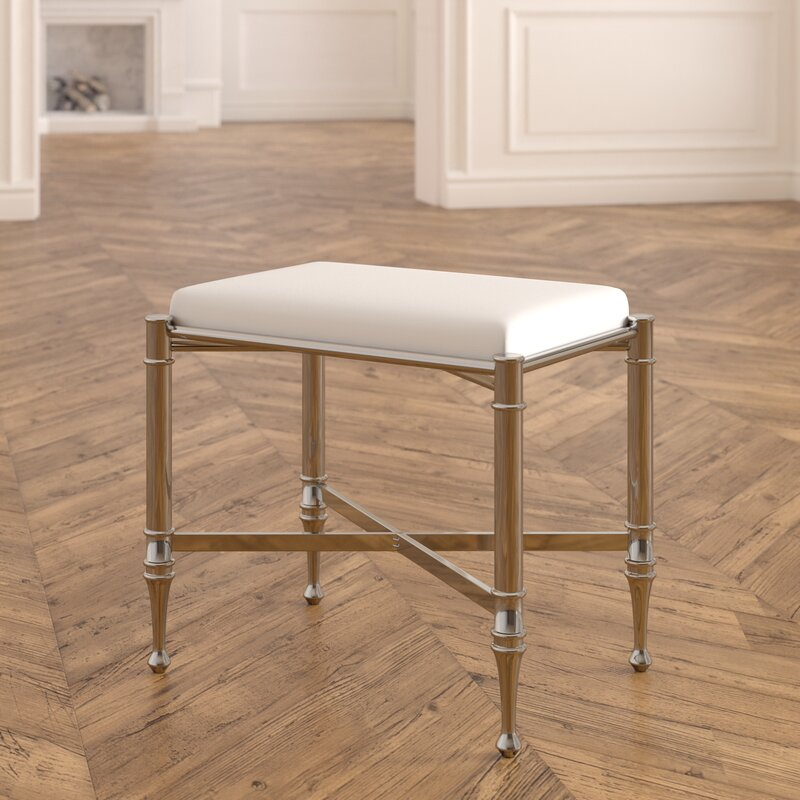 Rosdorf Park Brewen Estate Vanity Bench & Reviews | Wayfair