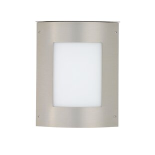 Besa Lighting Moto 1-Light Outdoor Flush Mount