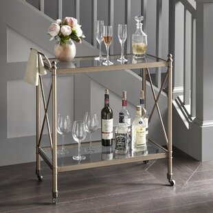 Swift Bar Cart by Madison Park Signature