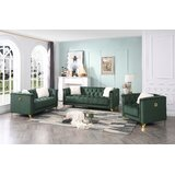 Trym 2 Piece Living Room Set by Everly Quinn