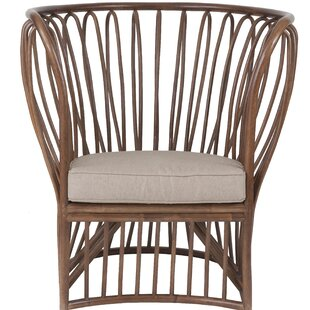 Bay Isle Home Warner Robins Barrel Chair