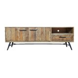 Travis Heights Solid Wood TV Stand for TVs up to 65 by Union Rustic