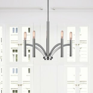 Globe Electric Company Valencia 5-Light Chandelier