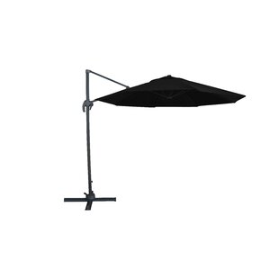 Fareham 10' Cantilever Umbrella by Freeport Park