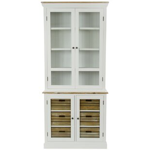 Knowles Display Cabinet By Beachcrest Home