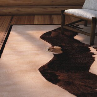 Compare prices Lacour High Quality Woven Ultra-Soft Eagle Berber Area Rug By Loon Peak
