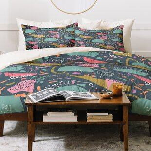 East Urban Home Ceron Duvet Set