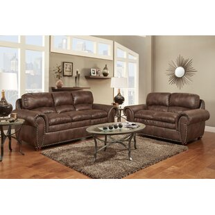 Bridgette Configurable Living Room Set by Millwood Pines