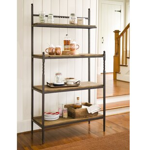 Plow & Hearth Steel Baker's Rack