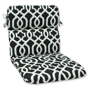 Great New Geo Indoor/Outdoor Chair Cushion