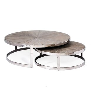 Cocktail Desoto 2 Piece Nesting Tables