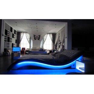 Konen Upholstered Platform Bed by Orren Ellis