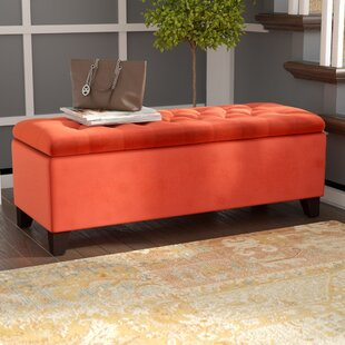 Darby Home Co Kahle Upholstered Storage B..