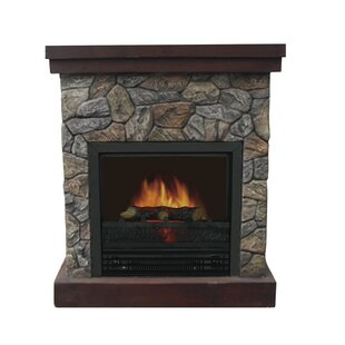 Telluride Electric Fireplace by Stonegate
