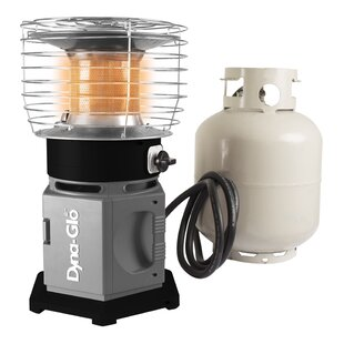 18000 BTU Propane Infrared Compact Heater By Dyna-Glo