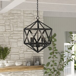 Loomis 4-Light Foyer Chandelier