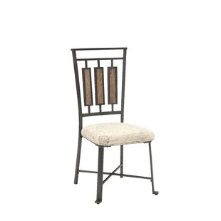 Burnestown Upholstered Dining Chair (Set of 2) Red Barrel Studio
