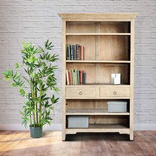 Adriel Standard Bookcase by Rosalind Wheeler