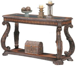 Fultz Traditional Console Table