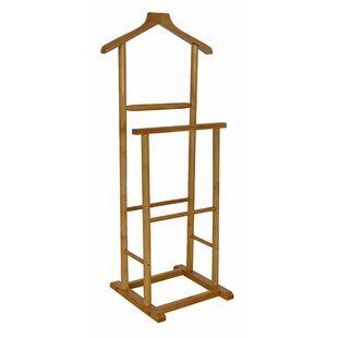 The Urban Port Double Men Suit Valet Stand