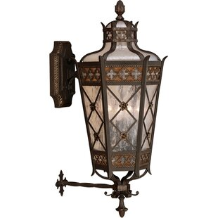 Inexpensive Chateau 4-Light Outdoor Sconce By Fine Art Lamps