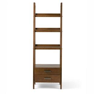 Simpli Home Sawhorse Ladder Bookcase