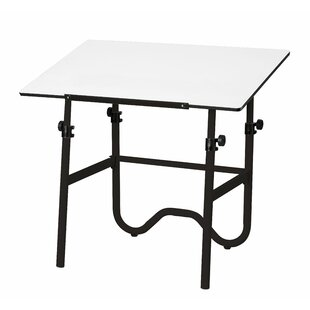 Alvin and Co. Onyx Drafting Table