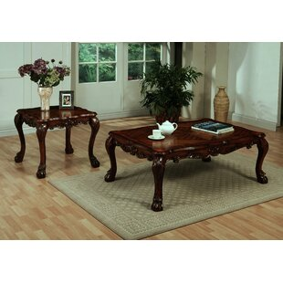 Tobin 2 Piece Coffee Table Set