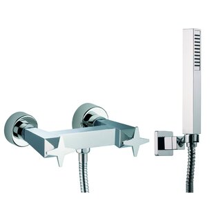 Fima by Nameeks Mp1 Wall Mount Thermostatic Hand Shower and Valve