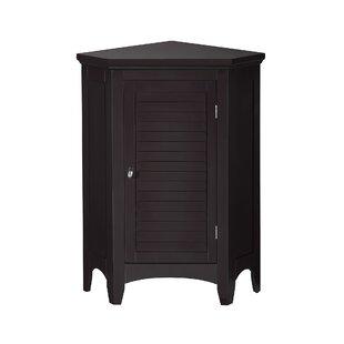 Ethan 63cm X 81cm Corner Wall Mounted Cabinet By Elegant Home Fashions