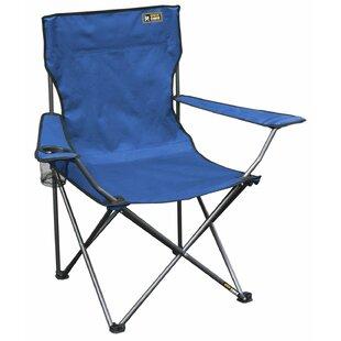 QuikShade Folding Camping Chair
