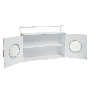 Veronica 55 X 41cm Wall Mounted Cabinet By House Of Hampton