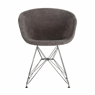 Barrette Upholstered Dining Chair by George Oliver