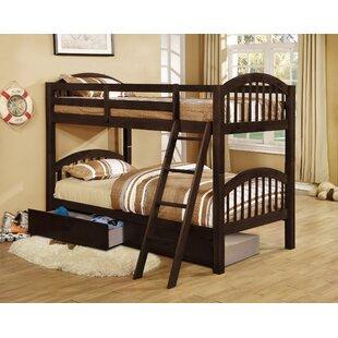 Look for Jaylyn Twin over Twin Bunk Bed ByHarriet Bee