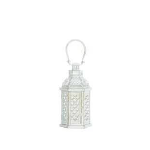 Glamour Iron Lantern By Bungalow Rose Outdoor Lighting