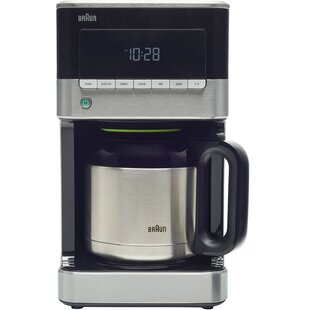 10-Cup Drip Coffee Maker