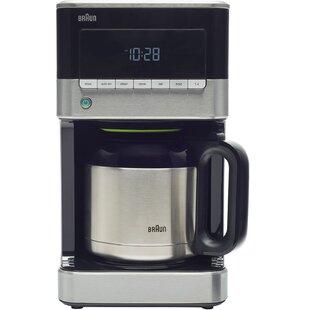 Braun 10-Cup Drip Coffee Maker