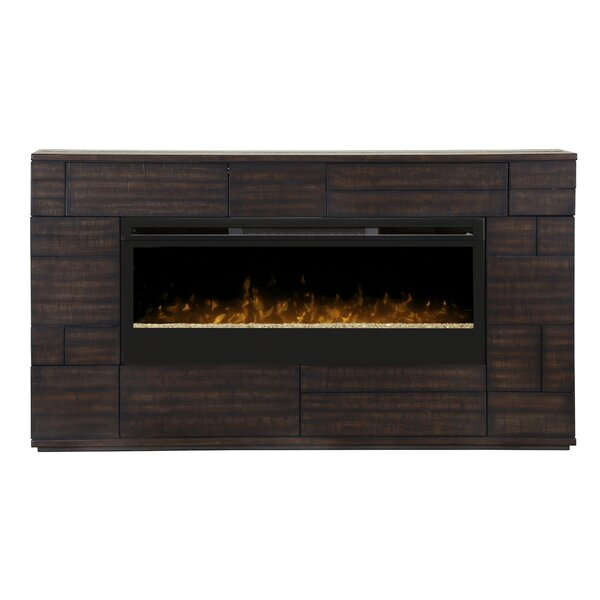 Dimplex Markus Media Console Wall Mount Electric Fireplace ...