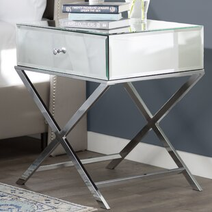 Willa Arlo Interiors Desidério End Table With Storage